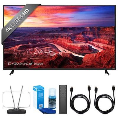 SmartCast E-Series 70` Class Ultra HD - E70-E3 w/ TV Cut the Cord Bundle