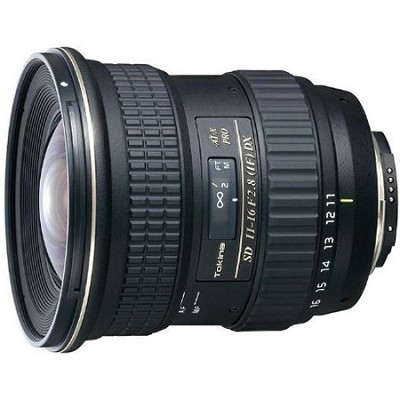 11-16mm f/2.8 AT-X116 Pro DX II Digital Zoom Lens (AF-S Motor) (fNikon Cameras)