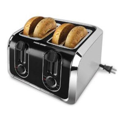 4-Slice Toaster - TR1400SB