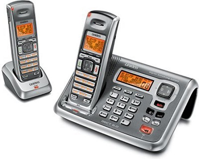 DECT2085-2 DECT 6.0 Cordless Phone/Answering System w/ Extra Handset
