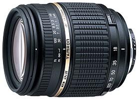 18-250mm F/3.5-6.3 AF Di-II LD IF Macro Lens for Nikon - OPEN BOX