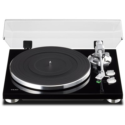 TN-300 2-Speed Analog Turntable - Black