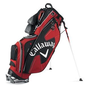 X-22 Carrying Case for Golf - Black, Red
