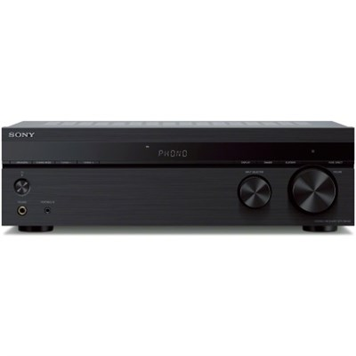 STRDH190 2-Ch Stereo Receiver with Phono Inputs and Bluetooth (2018 Model)