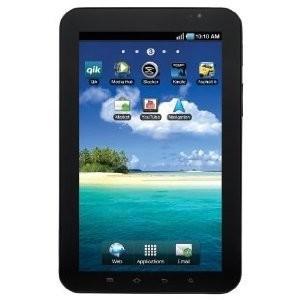 Galaxy Tab (Verizon) Android 2.2, Froyo  Unlocked Refurbished 90 Day warranty
