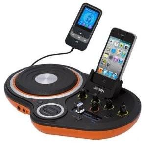 JDJ-500 DJ Scratch Mixer