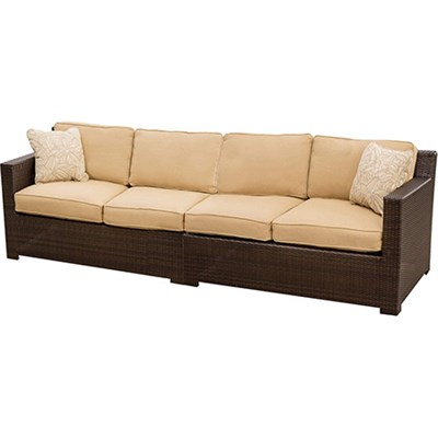 Metropolitan 2-Piece Sofa Set in Sahara Sand - METRO2PC