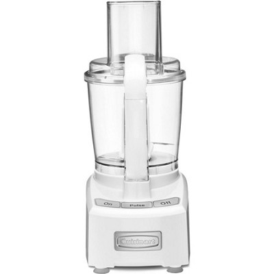 Elite Collection 7-Cup Food Processor - White