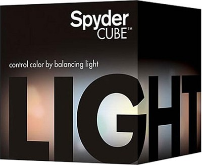 SpyderCube Color Balancing Hardware