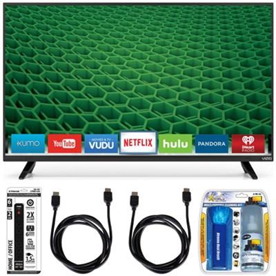 D32h-D1 - D-Series 32-Inch Full-Array LED Smart TV Accessory Bundle