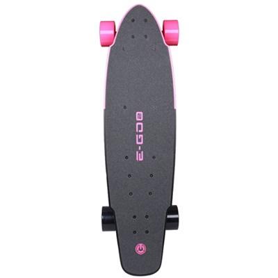 E-GO 2 Electric Skateboard - Hot Pink (EGO2CRUS003)