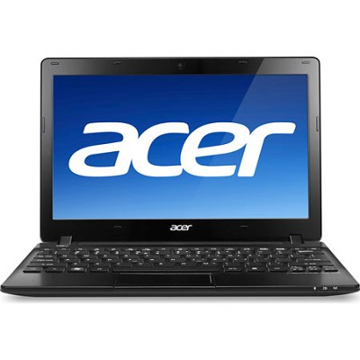 Aspire One AO725-0845 11.6` Netbook PC - AMD Dual-Core C-70 Accelerated Proc.