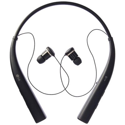 TONE PRO Bluetooth HBS-780 Wireless Stereo Headset - Smooth Black