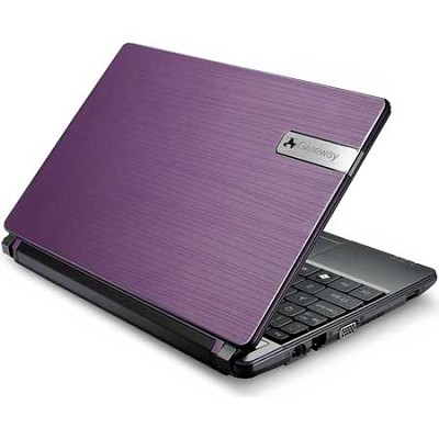 LT2804U 10.1` Netbook PC (Purple) - Intel Atom Processor Dual-Core N570