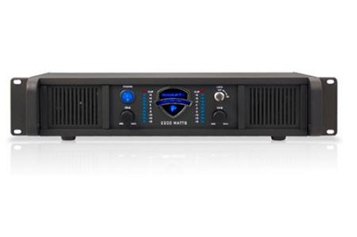 LZ-2200 2U Professional 2CH Power Amplifier