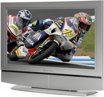 332H - 32` HD Ready Flat panel LCD TV Monitor (No Tuner)