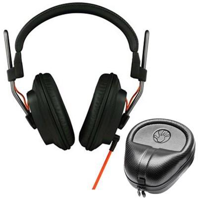 RP-Series Professional Studio Headphones w/ Slappa HardBody Headphone Case