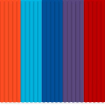 Mix color ABS pack - Bohemian Blend