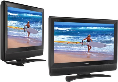 LC-26D40U - AQUOS 26` High-definition LCD TV
