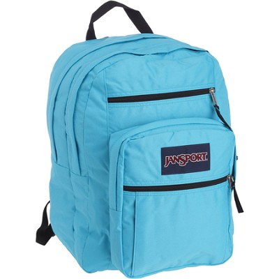 Big Student Backpack - Mammoth Blue (TDN7)