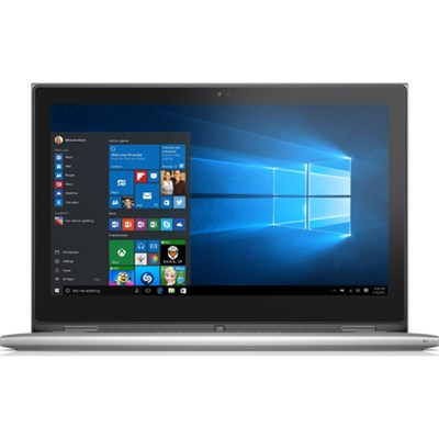 Inspiron 13 13.3` HD Touch i7359-2435SLV 500GB Intel Core i5-6200U Notebook PC