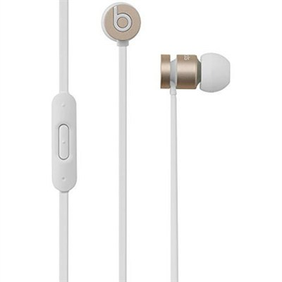 Dr. Dre urBeats In-Ear Headphones (Gold)