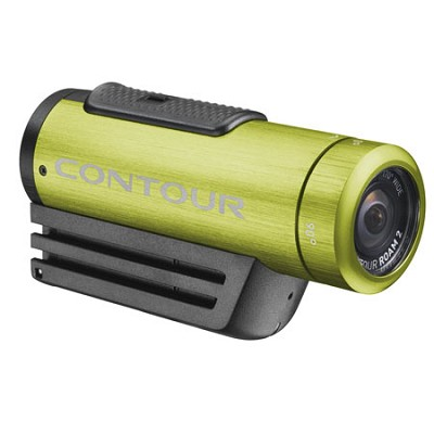 ROAM2 Waterproof Video Camera (Green) 1801GN