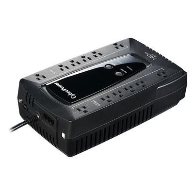 750VA AVR 120V Uninterruptible Power Supply - AVRG750U