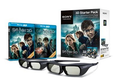 Harry Potter 3D Starter Kit