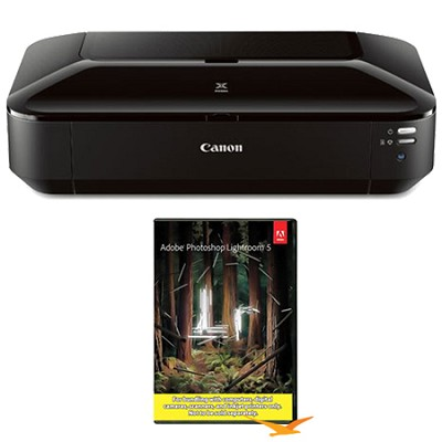 Pixma iX6820 Wireless Inkjet Business Printer w/ Photoshop Lightroom 5