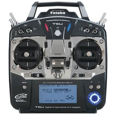 10JH 2.4G Heli R3008SB S/FHSS Mode 2 Radio System