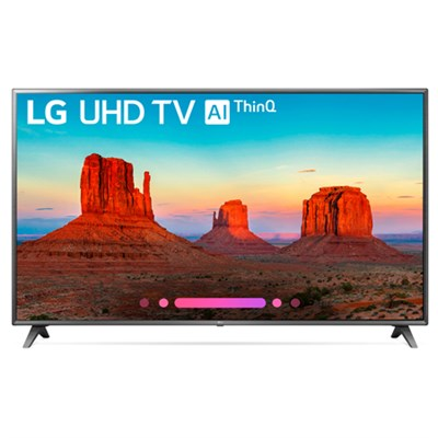 75UK6570PUB 75` Class 4K HDR Smart LED AI UHD TV w/ThinQ (2018 Model)