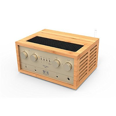 Retro Stereo 50 Integrated Amplifier with Bluetooth
