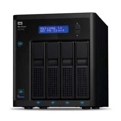 24TB My Cloud Expert Series EX4100 - OPEN BOX