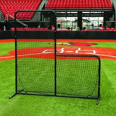 Silver Line L-Frame Pitcher Screen