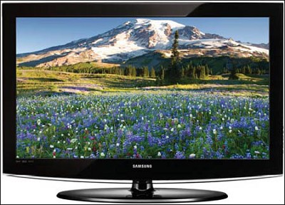 LN26A450- 26` High-definition LCD TV - OPEN BOX
