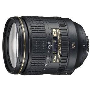 2193 - 24-120mm f/4G ED VR AF-S NIKKOR Lens for Nikon Digital SLR - OPEN BOX