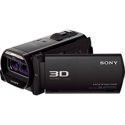 HDR-TD30V Full HD 3D Camcorder w/ GPS and 20.4MP stills