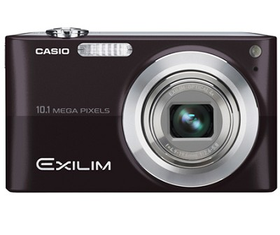 Exilim EX-Z200 10.1MP Digital Camera with 2.7` LCD (Black)