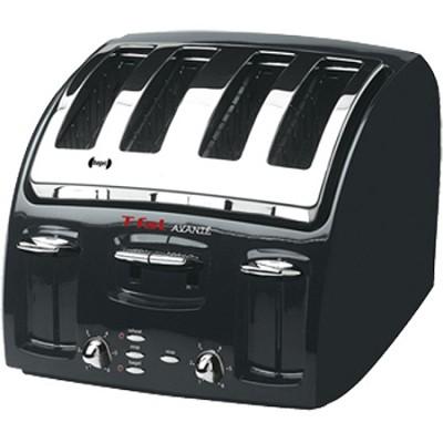 5332002 - Classic Avante 4-Slice Toaster - Black