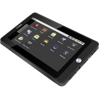 7` (16:9) MID with Android OS 2.1, 4 GB Flash Memory & Wi-Fi