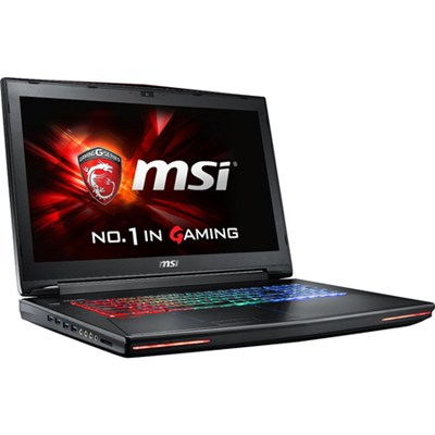 GT Series GT72 Dominator Pro G-034 17.3` Intel i7-6700HK Gaming Laptop Computer
