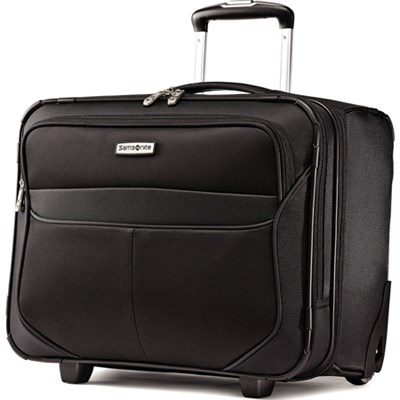 LIFTwo 18` Wheeled Travel Essential Boarding Bag - Black - OPEN BOX