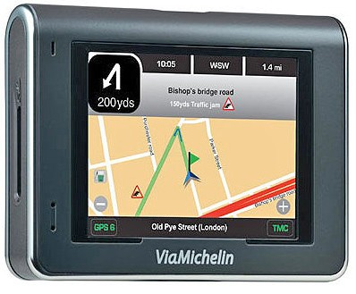 Portable GPS Navigation X-970 w/ Text to Speech & Bluetooth - CLEARANCE