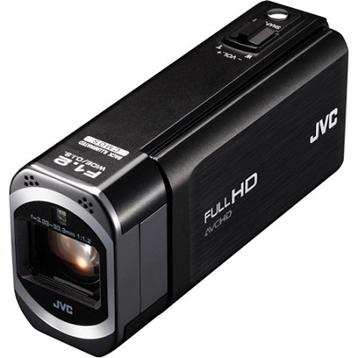 GZ-V500BUS - Full HD Everio Camcorder CMOS 10x Optical/200x Digital Zoom (Black)
