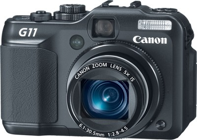 Powershot G11 10 Megapixel Digital Camera - OPEN BOX