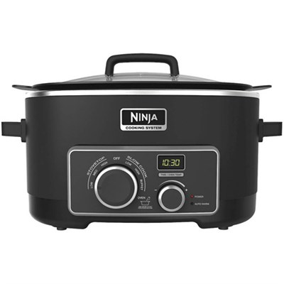 3-in-1 Cooking System with Triple Fusion Heat Technology