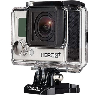 HD HERO3+: Silver Edition