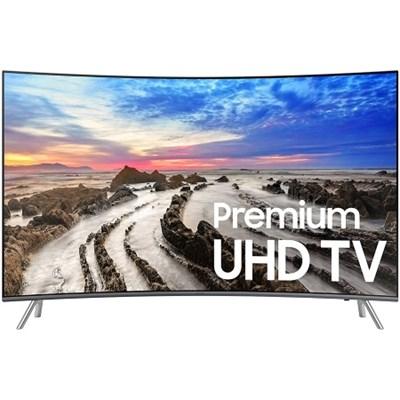 UN55MU8500FXZA 54.6` Curved 4K Ultra HD Smart LED TV (OPEN BOX)
