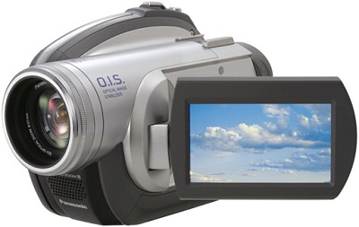 VDR-D210 DVD Camcorder With 32x Optical Zoom, 2.7` LCD Screen - OPEN BOX